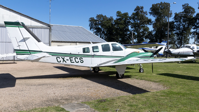 CX-ECS - Beechcraft 58 Baron - Private