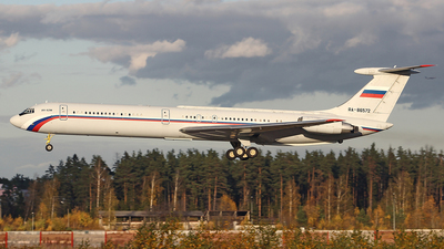 RA-86572 - Ilyushin IL-62M - Russia - Government