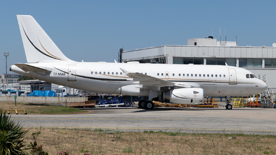 T7-MAB - Airbus A319-133X(CJ) - Private