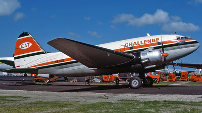 N9761Z - Curtiss C-46F Commando - Challenge Air Transport