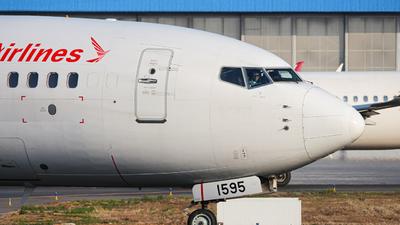 B-1595 - Boeing 737-84P - Ruili Airlines