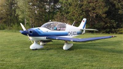 D-EACU - Robin DR253B Regent - Private
