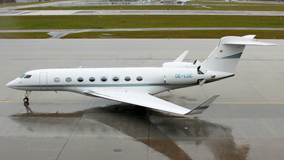 OE-LUC - Gulfstream G650 - Global Jet