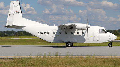 N434CA - CASA C-212-200 Aviocar - Rampart Aviation