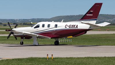 A picture of CGXKA - Socata TBM850 - [648] - © Mike MacKinnon