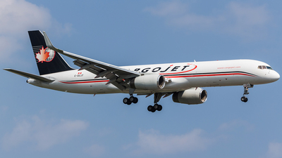 C-GCJT - Boeing 757-223(PCF) - Cargojet Airways