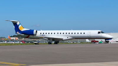 F-HELA - Embraer ERJ-145EU - Enhance Aero Group