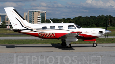 A picture of N618ST - Piper PA46500TP - [4697318] - © Agustin Anaya