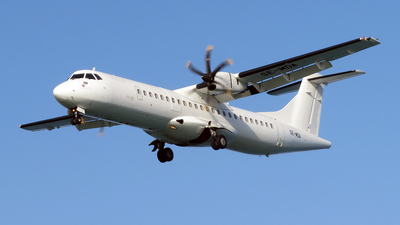 SE-MDA - ATR 72-212A(500) - Danish Air Transport (DAT)