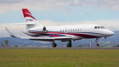 N719MC - Dassault Falcon 2000S - Private
