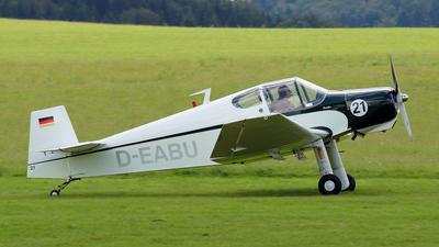 D-EABU - Jodel D120A Paris-Nice - Private