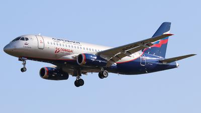 A picture of RA89062 - Sukhoi Superjet 10095B - Aeroflot - © Vitaly Revyakin