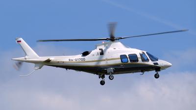 A picture of RA01700 - AgustaWestland AW109S Grand - [22123] - © Aleksandr Aleksandrovich