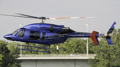 HA-HBW - Bell 427 - FLY4less