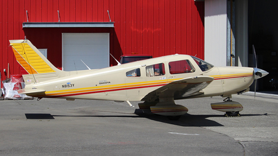 N8153Y - Piper PA-28-236 Dakota - Private