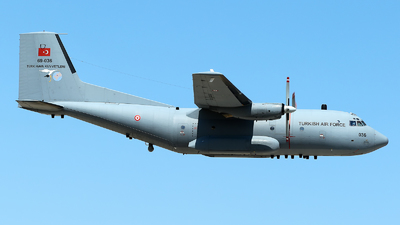 69-036 - Transall C-160D - Turkey - Air Force