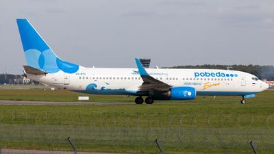 A picture of VQBTG - Boeing 7378FZ - Pobeda - © Sergey Svechnikov
