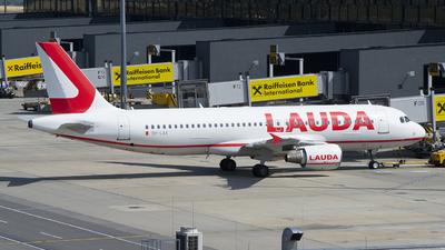 9H-LAX - Airbus A320-214 - Lauda Europe