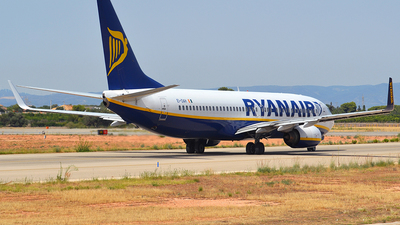EI-DAH - Boeing 737-8AS - Ryanair