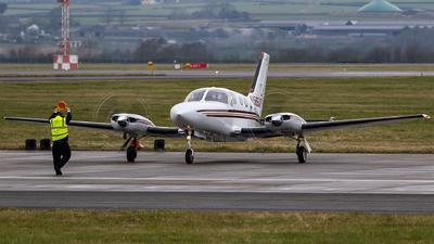 A picture of N569JM - Cessna 414A Chancellor - [414A0425] - © Phil Woods