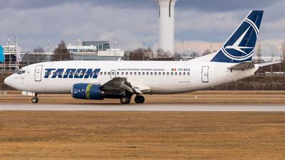 A picture of YRBGA - Boeing 73738J - Tarom - © Marco Mochelato