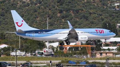 A picture of GTAWA - Boeing 7378K5 - TUI fly - © Paula Byszewska