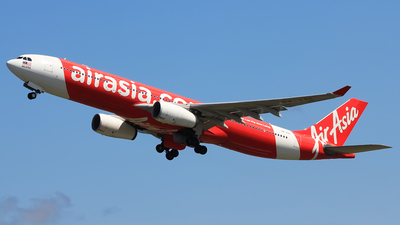 9M-XBE - Airbus A330-343 - AirAsia X