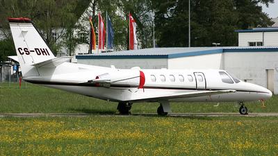 CS-DHI - Cessna 550B Citation Bravo - NetJets Europe