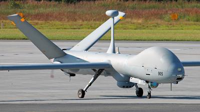905 - Elbit Hermes 900 - Israel - Air Force