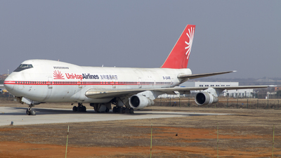 B-2448 - Boeing 747-2J6B(SF) - Uni-Top Airlines