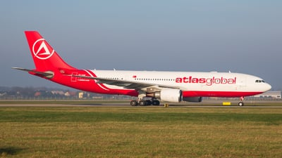 TC-AGD - Airbus A330-203 - AtlasGlobal