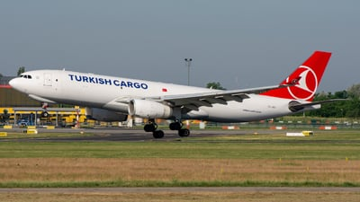 A picture of TCJOZ - Airbus A330243F - Turkish Airlines - © srmark