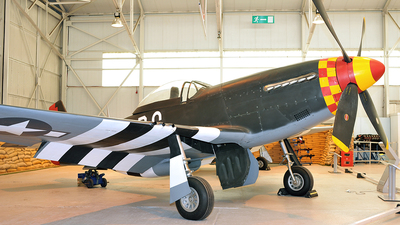 44-13573 - North American P-51D Mustang - United States - US Army Air Force (USAAF)