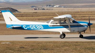 C-GEBB - Cessna 172M Skyhawk II - Calgary Flying Club