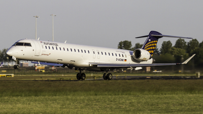 D-ACNK - Bombardier CRJ-900 - Eurowings