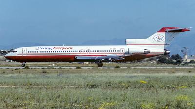 OY-SBH - Boeing 727-2B7(Adv)  - Sterling European Airlines
