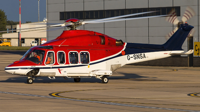 G-SNSA - Agusta-Westland AW-139 - CHC Scotia Helicopters