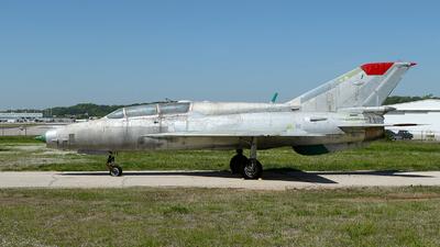 - Mikoyan-Gurevich MiG-21UM Mongol B - Untitled