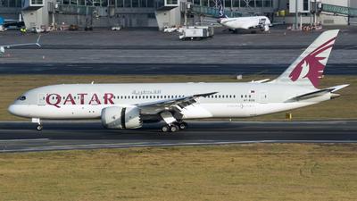 A picture of A7BCU - Boeing 7878 Dreamliner - Qatar Airways - © RAFAL KUKOWSKI