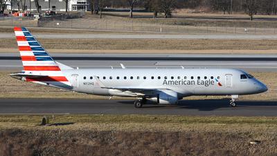 N112HQ - Embraer 170-200LR - American Eagle (Republic Airways)