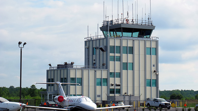 KMMU - Airport - Control Tower