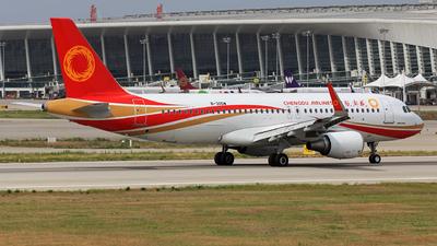 B-30DW - Airbus A320-214 - Chengdu Airlines
