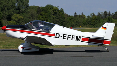 D-EFFM - Jodel D150 Mascaret - Private