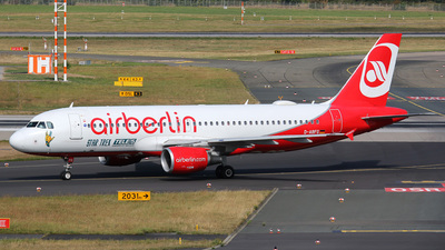 D-ABFG - Airbus A320-214 - Air Berlin