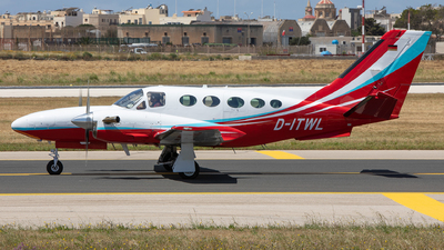 A picture of DITWL - Cessna 425 Conquest 1 - [4250048] - © Chris Camille