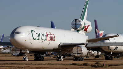 EI-EMS - McDonnell Douglas MD-11(F) - CargoItalia
