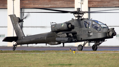 Q-14 - Boeing AH-64D Apache - Netherlands - Royal Air Force