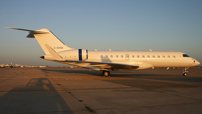 C-GHSW - Bombardier BD-700-1A10 Global 6000 - Private