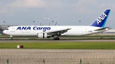 JA8286 - Boeing 767-381(ER)(BCF)  - ANA Cargo