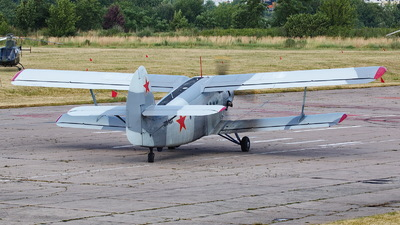 OM-RST - PZL-Mielec An-2TD - Private